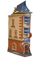 Department 56 Heritage Village Col. Christmas In The City Series City Clockworks