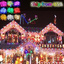 10 m 32 ft 100 LED Christmas Tree Fairy String Party Lights Lamp Xmas Waterproof