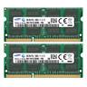 Samsung 16GB KIT 2X8GB PC3L-12800S DDR3-1600MHZ 1.35v SO-DIMM Laptop Memory RAM