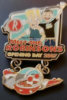 Disney Pin 53339 WDW Meet The Robinsons Opening Day 2007 Dangle Lewis Wilbur LE