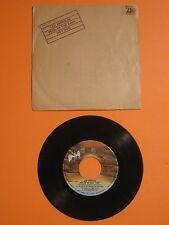 "LED ZEPPELIN ORIGINAL 1979 FOOL IN THE RAIN / HOT DOG SPAIN 7"" 45 SINGLE VINYL"