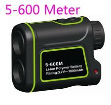 Laser range finder rangefinder 600M distance speed test tools