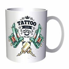 Tattoo Salon Art 11oz Mug u408