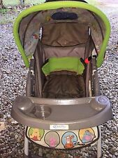 SLING, CANOPY & BASKET- Winnie The Pooh Graco - No Stroller