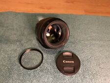 Canon EF 85mm f/1.8 USM Standard & Medium Telephoto Lens (2519A003)