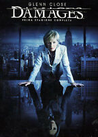 Damages - Serie TV Stagione 1 - Cofanetto Con 3 Dvd - Nuovo Sigillato