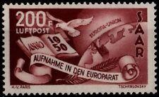 SARRE : EUROPARAT Poste Aérienne, Neuf ** = Cote 230 € / Lot Timbre France PA 13