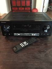 Pioneer VSX-1023-k 7.1 4K 3D HDMI Dual Zone A/V Network Receiver Used