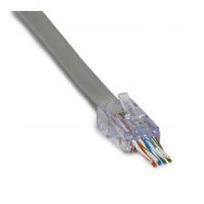 Platinum Tools 202044J ezEX®44 - ezEX-RJ45® CAT6 Connector