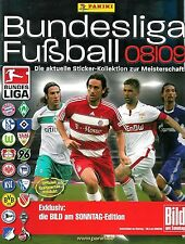 Panini Bundesliga 07 08 + 08 09 - 10 Stck. aussuchen