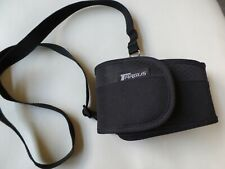 NWOT Targus Digital Compact Camera Bag Case w/Strap, Storage and Belt Loo[