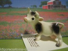 Hagen Renaker Spotted Cow Figurine Miniature 00210 FREE SHIPPING
