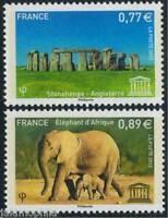 SERVICES UNESCO n° 154 à 155 de 2012  NEUFS  **