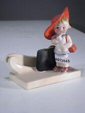 +# A013543 Goebel Archivmuster FZ20 Spiegelmontage Mädchen mit Koffer TMK1