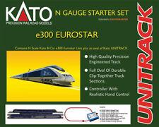 Kato GMKS006 - Eurostar e300 New Livery Starter Set - Spur N - NEU