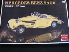 Academy Minicraft Kit Mercedes-Benz 540 K 1:16 (JS)