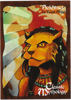 Perna Studios Classic Mythology Sticker Card Sketch Set