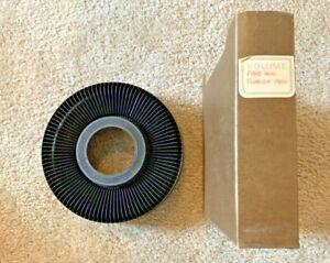 Black Rotary Slide Tray - 100 Slides