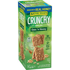 Nature Valley Oats 'n Honey Crunchy Granola Bars (98 ct.)