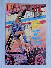 Evangeline Vol. 1 No. 1 1984 Comico The Comic Company First Printing NM (9.4)