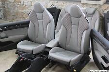 Audi exclusive A3 S3 8V Cabrio S line Lederausstattung Sitze Recaro Leder seats