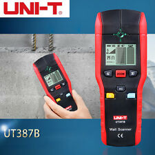 UTI-T Handheld Wall Detector Metal Wood AC Cable Finder Scanner Tool Stud Scan