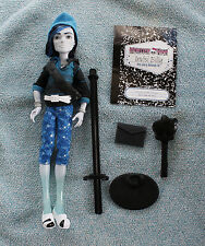 Monster High Invisi Billy First Wave Scaremester Boy Doll Outfit Accessories Lot