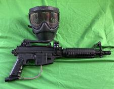 Tippman Alpha Black Elite Us Army Paintball Gun Like A5 98 Custom Tipman Marker