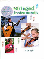 Musical Instruments of the World: Stringed Instruments, J Knight, M, Very Good B