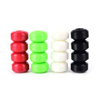 4pcs/set classic pro skateboard skate scooter wheels 52x 32mm resilient  FO