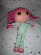 "Lalaloopsy Suzette la Sweet 12"" Baby Doll Plastic Articulated Doll"