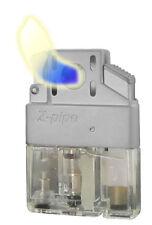 Z Plus! Pipe Lighter Butane Insert, Single Flame, Refillable, Soft Flame