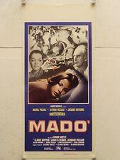 MADO' drammatico regia Claude Sautet locandina orig. 1977