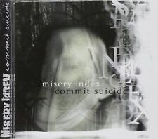 Misery Index/Commit Suicide - Split CD [Brand New]