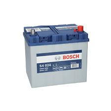 Bosch Batería de Arranque S4-12V 60Ah 540A (0092S40240) para Mazda 323 F VI 3
