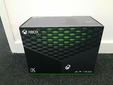 Xbox Series X Console UK Brand New and Sealed - Fast & Free Delivery