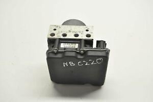 MERCEDES BENZ C CLASS W203 2006 ABS PUMP ANTILOCK BRAKE SYSTEM 0265235225