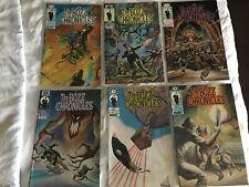 Bozz Chronicles (Marvel/Epic, 1985) #1 - 6