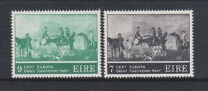 Ireland - 1975, Europa set - MNH - SG 371/2