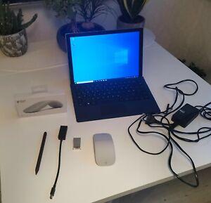 Surface Pro 4 ✅ i7-6650U, 8GB, 256GB✅ ArcMaus, TypeCov, Pen v4, Ersatzmiene✅