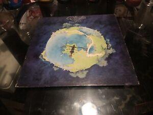 YES LP FRAGILE Atlantic VG+ Vinyl 1972 Gatefold RCA