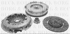 HKF1047 BORG & BECK SOLID FLYWHEEL KIT fits Mitsubishi Shogun 3.2 DiD 00-