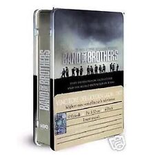 TIN BOX Band of brothers - rara ed.limitata 6 DVD