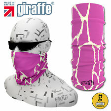 Giraffe-209 Multifunctional Headwear Neckwarmer Snood Scarf Bandana Headband