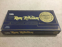 Rum Rebellion Colonial Adventure Board Game Complete Vintage 1983 Australia