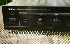 Denon PMA-250 II - Stereo Integrated Amplifier - Black - used - VGC