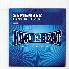 (JB5) September, Can't Get Over - 2008 DJ CD