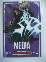 Star Wars Celebration Europe Pass / Passes from London 2007  NEW Unused