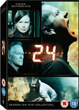 24 - Season 6 - 7 Disc DVD Box Set - Kiefer Sutherland - Region 2 - 2007