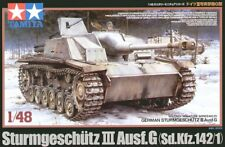 Tamiya 1/48 Sturmgeschutz III Ausf. G (Sd.Kfz.142/1) # 32525